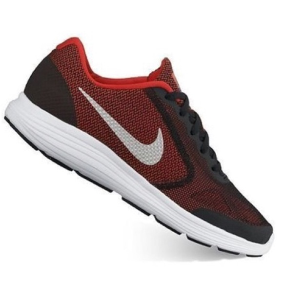 nike revolution 3 womens red Limit